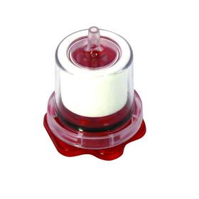 MSR SweetWater SiltStopper - Filtre à eau - rouge/blanc